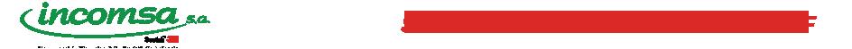 Nastri adesivi, Film estensibili e Imballaggio | Incomsa Logo